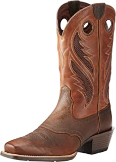 Men's Venttek Narrow Square Toe Ultra Western Boot