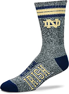 Notre Dame Fighting Irish Got Marbled? Socks, Large