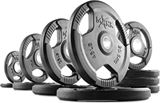 olympic tri grip plates