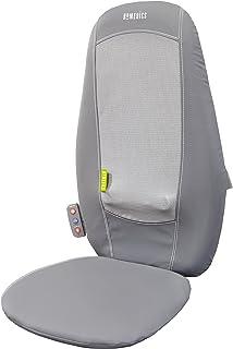 HoMedics BMSC-1000H-EU - Masajeador Shiatsu con calor y mando incluido