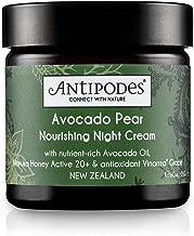 Antipodes Organic Avocado Pear Nourishing Night Cream, 2 oz