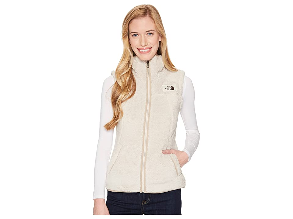 The North Face Campshire Vest (Peyote Beige) Women