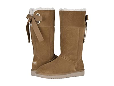 Koolaburra by UGG Andrah Tall (Chestnut) Women