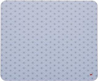 لوحة ماوس دقيقة 3M، تعزز دقة الماوس البصرية بسرعات سريعة ويطيل عمر بطارية الماوس اللاسلكي 8.5 بوصة × 7 بوصة