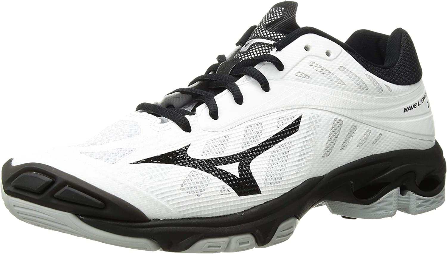 Mizuno High OFFicial shop quality new Men's Wave Lightning Mid Shoes Z4 Volleyball