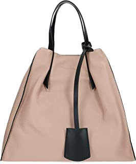 Luxury Fashion | Manila Grace Womens B115LUMD776 Pink Tote | Fall Winter 19