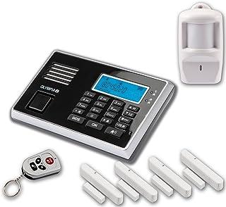 OLYMPIA 5943 Juego de dispositivo de alarma Protect 9061 [Producto importado de Alemania. No dispone de manual en español]