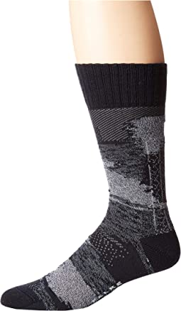 Artisan Patch Sock