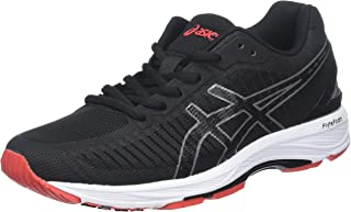 ASICS Men's Gel-DS Trainer 23 Road Running Shoes, Black