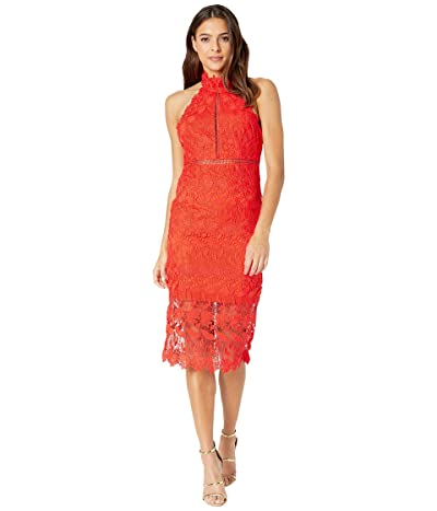 Bardot Noni Halter Dress (Grenadine) Women