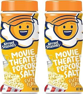 Kernel Season's Popcorn Seasoning Jumbo Movie Theater Butter Variety Pack, Salt, 2 Count