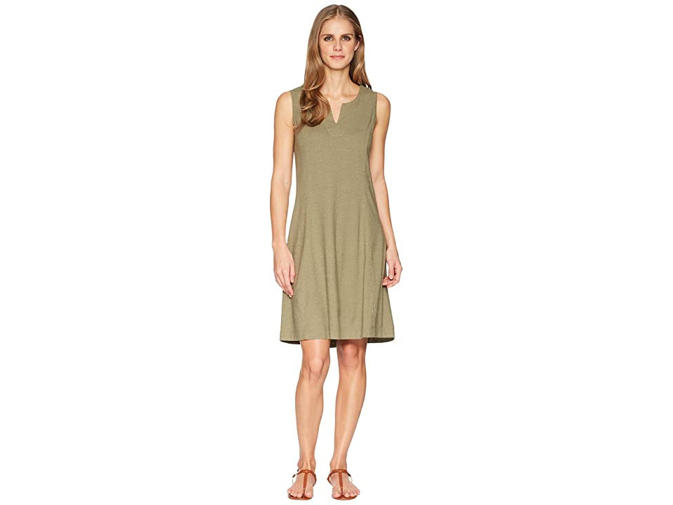 Royal Robbins Flynn Dress (Fiddlehead) Women