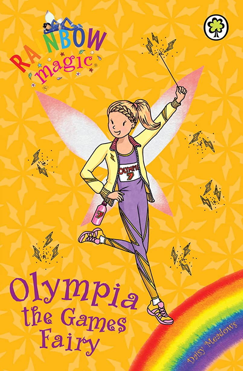 もっと少なくチューインガム修羅場Olympia the Games Fairy: Special (Rainbow Magic Book 1) (English Edition)