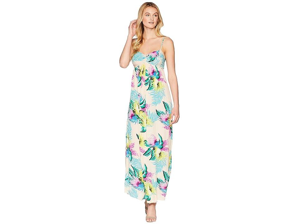 Rip Curl Ophelia Maxi Dress (Cream) Women