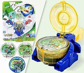 Pokémon toys Pikachu Toy Pokemon Pikachu Pokémon Pokemon Ball Boîte aveugle œuf Set Soucoupe