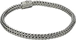 Classic Chain 5mm Bracelet with Diamonds