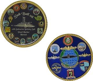 navy sub ball