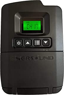 Enersound TP-600 multichannel Portable Transmitter - Replaces PPA T46, T-32 T-36, LT-700 (72-76 MHz). US-Based Lifetime Limited Warranty and Support.