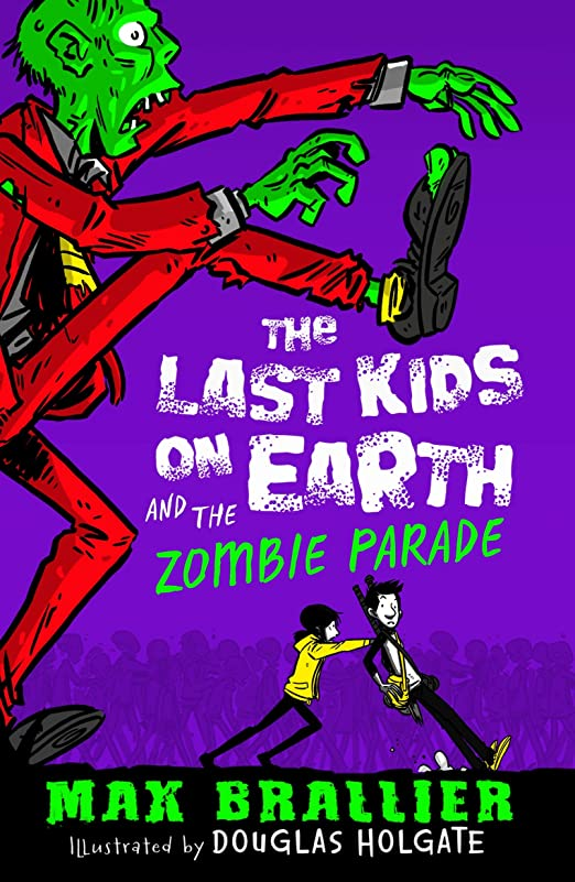 スラム味方よく話されるThe Last Kids on Earth and the Zombie Parade
