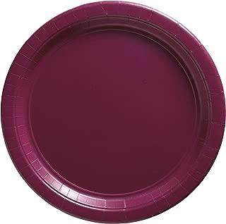 Best burgundy paper plates Reviews