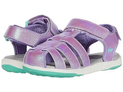 See Kai Run Kids Paley II (Toddler/Little Kid) (Purple Shimmer) Girl