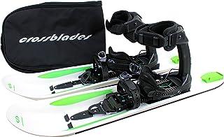 Crossblades - Raquetas de nieve Softboot, sistema de esquí