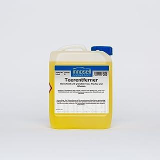Innosell Teerentferner Bitumenentferner Harzentferner Ölentferner Unterbodenschutz   5 L