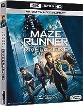 Maze Runner: La Rivelazione (4K Ultra Hd+Blu-Ray) [Italia] [Blu-ray]