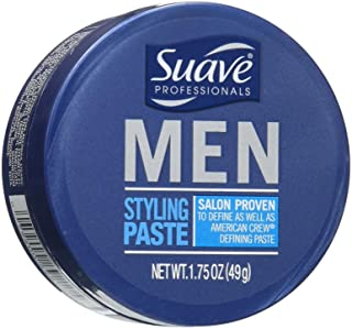 Suave Men's Styling Paste, 1.75 Ounce