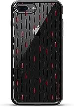 Luxendary Pattern Of Shapes Design Chrome Series Case for iPhone 7 Plus - Titanium Black