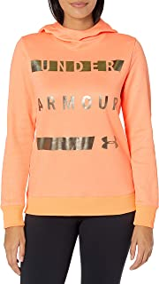 Under Armour Synthetic Fleece Pullover WM Sudadera Mujer