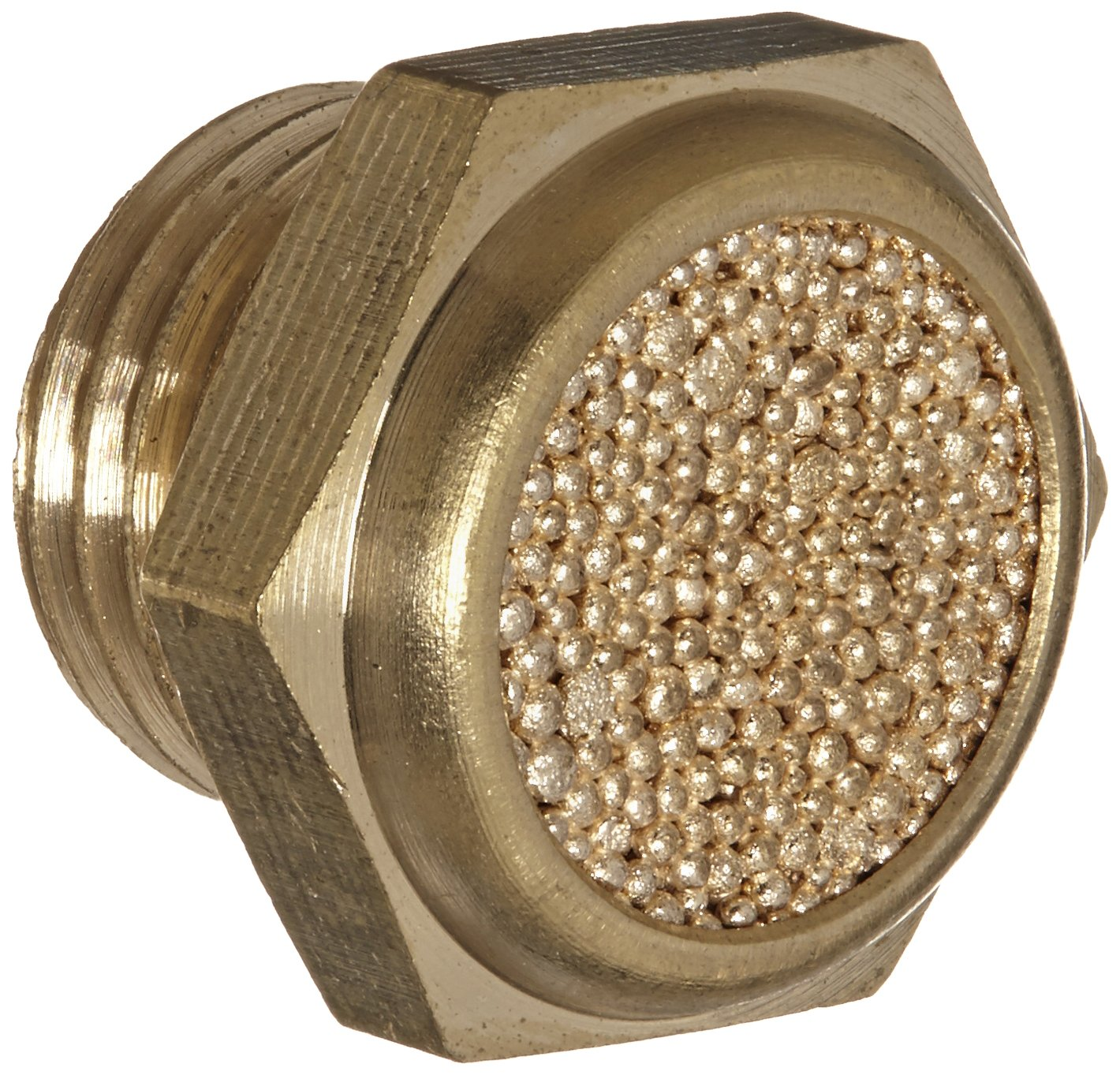 Legris Challenge Overseas parallel import regular item the lowest price of Japan ☆ 0673 00 13 Sintered Bronze BSPP Silencer Male 1 4