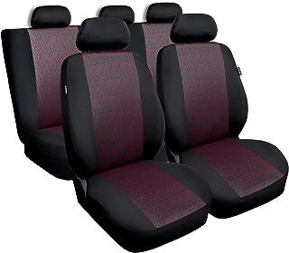 GSC Sitzbezge Komplettset Front 1+2-Sitze nach Ma/á Autositzbezug FIAT Scudo ab 2007 Peugeot Expert II ab 2007 1+2 Front FIAT Scudo II ab 2007 Elegance kompatibel mit Citroen Jumpy II ab 07