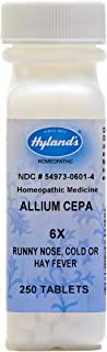 Hyland's Allium Cepa 6X, 250 Count