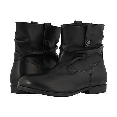 Birkenstock Sarnia (Black Leather) Women