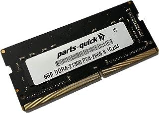 parts-quick 8ギガバイトHP 15-dy1000ラップトップPCシリーズと互換性(1×8ギガバイト)メモリddr4-2666 SODIMMラム