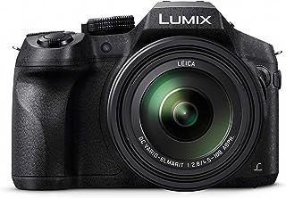 باناسونيك لوميكس DMC-FZ300، 12.1 ميجابيكسل، 4 كيه، كاميرا رقمية، اسود