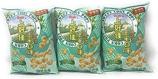 Oishi Chips (Sweet Corn Pops, 3 Pack)