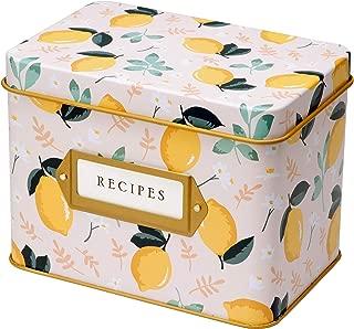 rifle paper recipe box