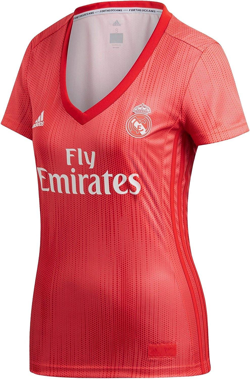 adidas Tercera Equipación Real Madrid Camiseta Mujer