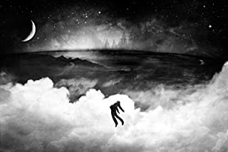 Lost in the World by Alex Cherry - Fine Art Print - 30 x 20 inches