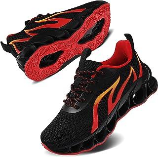 Sponsored Ad - APRILSPRING Boys Girls Sneakers Lightweight Breathable Tennis Sports Running Shoes for Little Kids/Big Kids