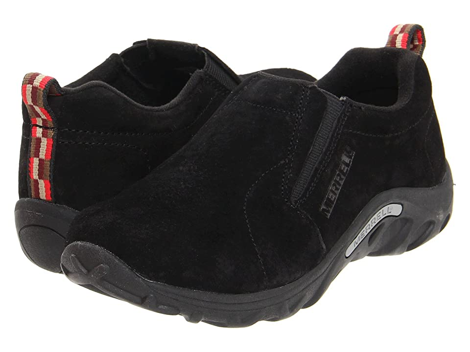 Merrell Kids Jungle Moc (Toddler/Little Kid/Big Kid) (Black) Kids Shoes