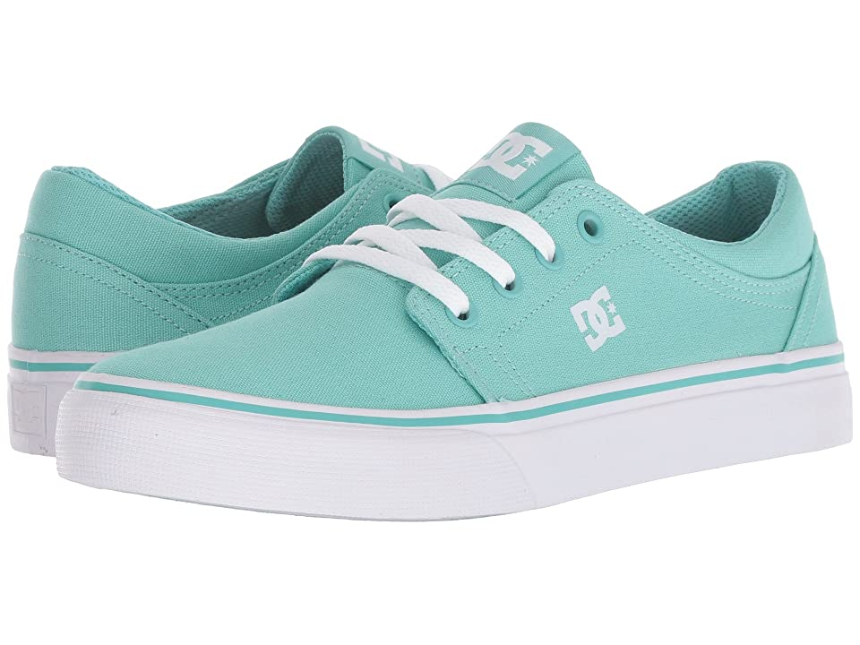 DC Kids Trase TX (Little Kid/Big Kid) (Pool Blue) Girls Shoes