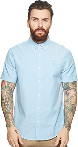 Original Penguin - Short Sleeve Oxford Shirt