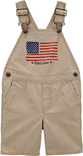 OshKosh B`Gosh Baby Boys` World`s Best Overalls