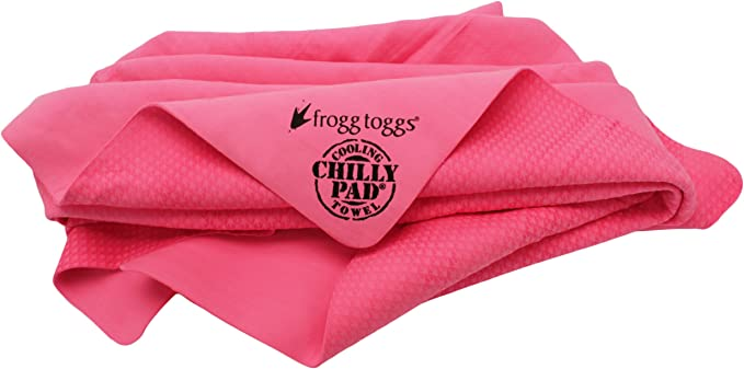 The Super Chilly Pad Cooling Towel Extra Large Frogg Togg Golf