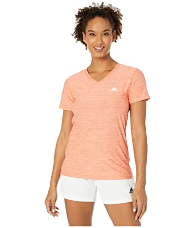 adidas Tech Tee (Semi Coral) Women