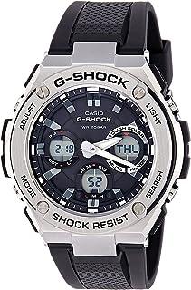 [カシオ]腕時計 GショックG-STEELアナログ - デジタルワールドタイム GST-S110-1A ソーラー メンズ [並行輸入品]