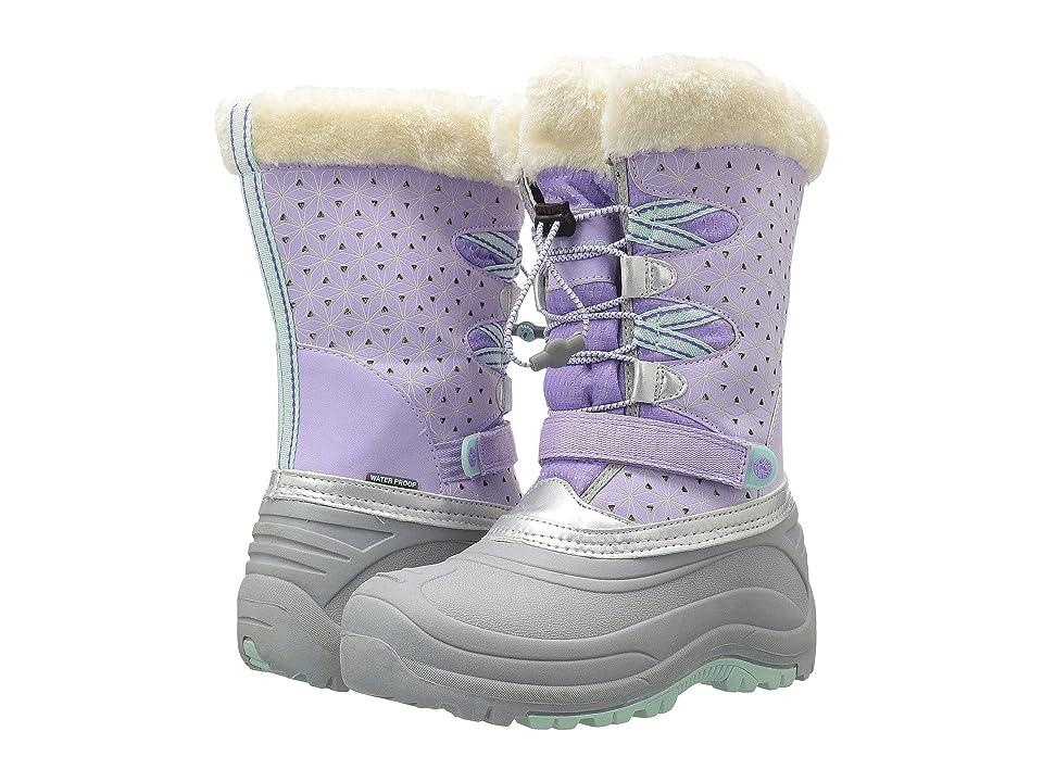 Jambu Kids Nydia (Toddler/Little Kid/Big Kid) (Lilac/Aqua) Girls Shoes